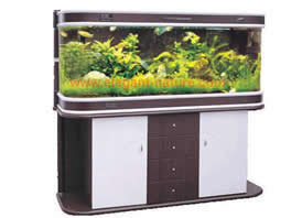 glass aquarium BSA series