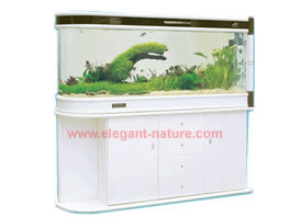 glass aquarium GSA series
